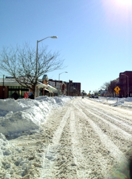 Oh Mass Ave, you haven't met my friend The Plow? Awesome.