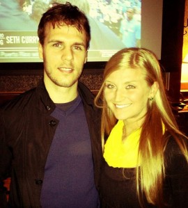 Boston Bruins Player David Krejci signed autographs and hung out with everyone who came to support our cause.